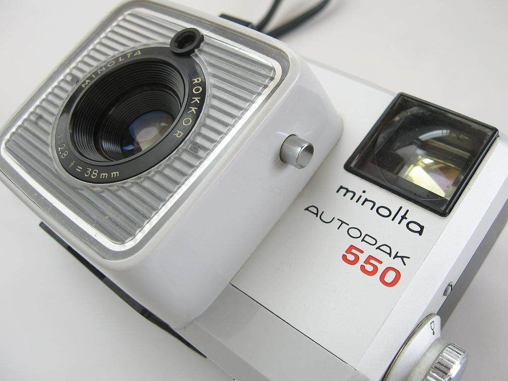 minolta AUTOPACK 550